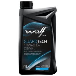 Двигателно масло WOLF GUARDTECH 10W40 B4 1л